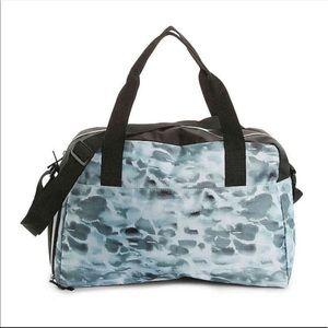 Vince Camuto Blue Gym Bag